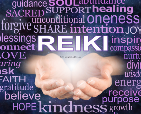 Reiki Healing With a Difference